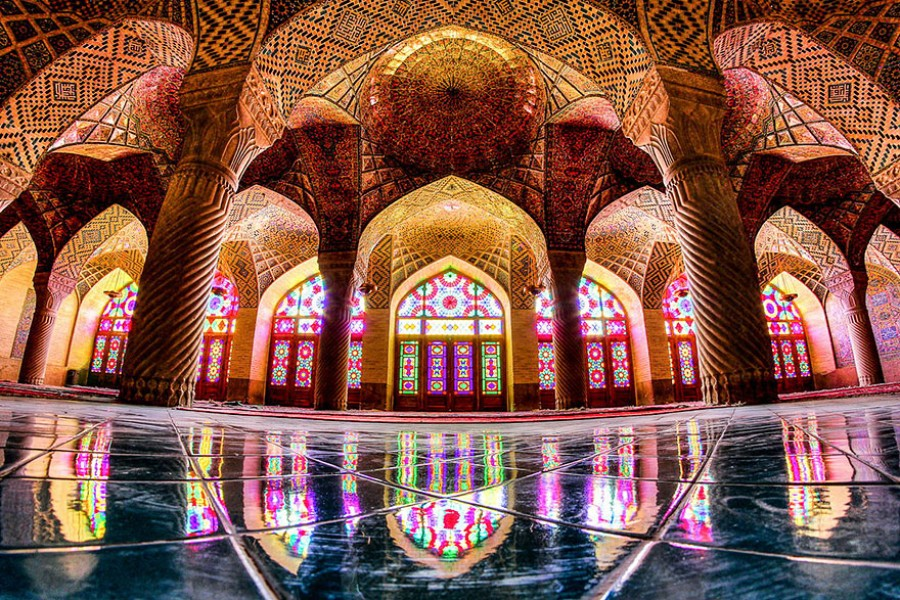 Marvelous Iran's Mosques